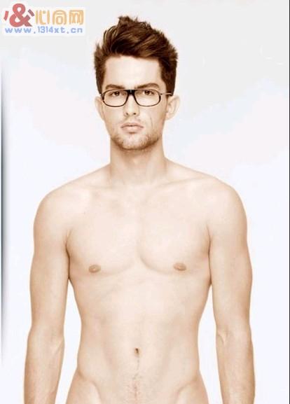 10大俊男卖眼镜全裸一丝不挂