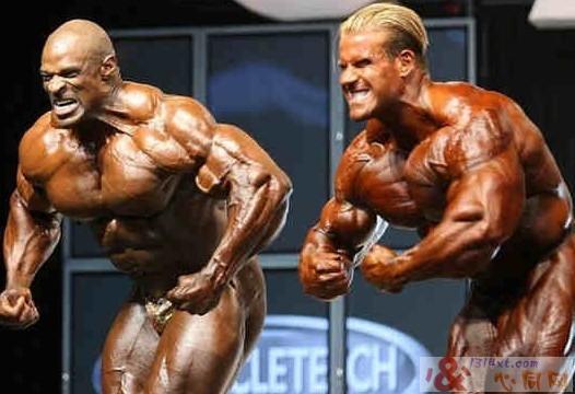 肌肉男不是靠睾酮催起来的!