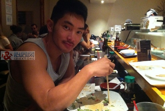 最励志的中国GV男星Eric East
