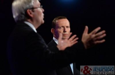 同性婚姻成澳大选议题 陆克文支持合法化