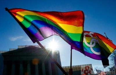 新泽西成为美国允许同性结婚的第14个州
