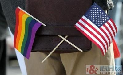婚姻平权 美国同志争全面合法