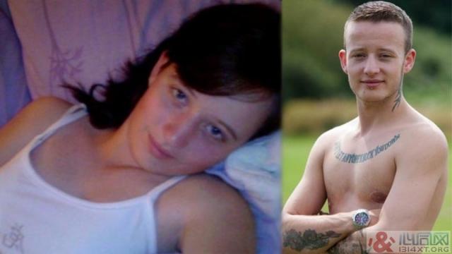 英国美女变性成猛男 纹身皮肤移植作包皮